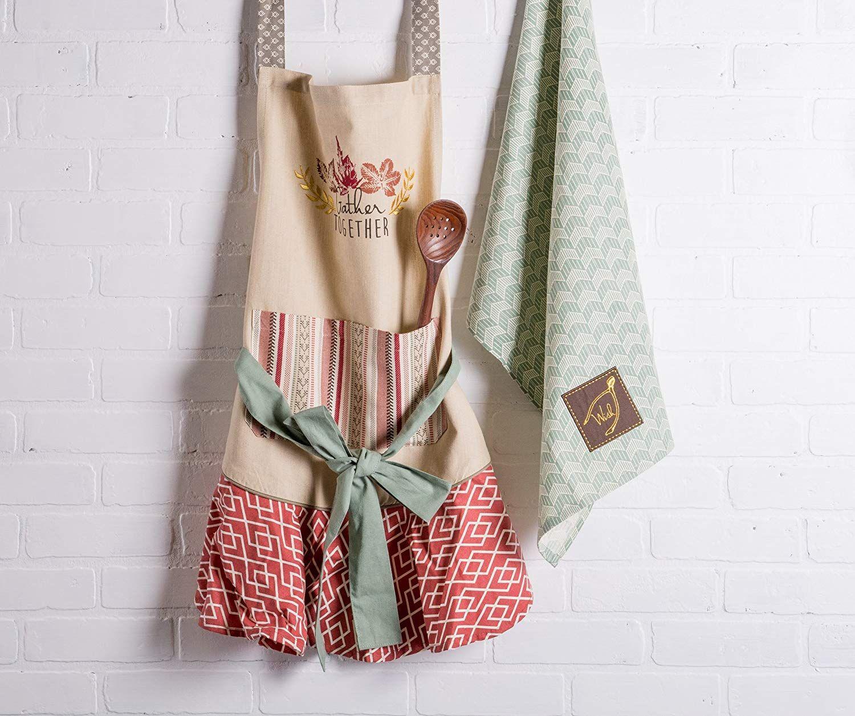 Thanksgiving kitchen apron