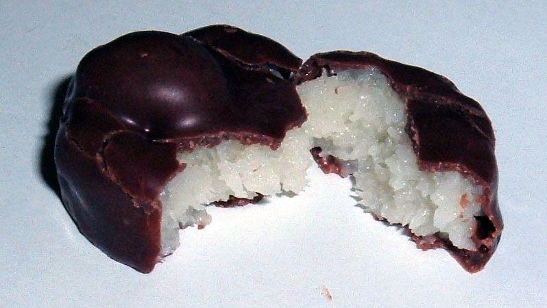 Almond Joy chocolate bars