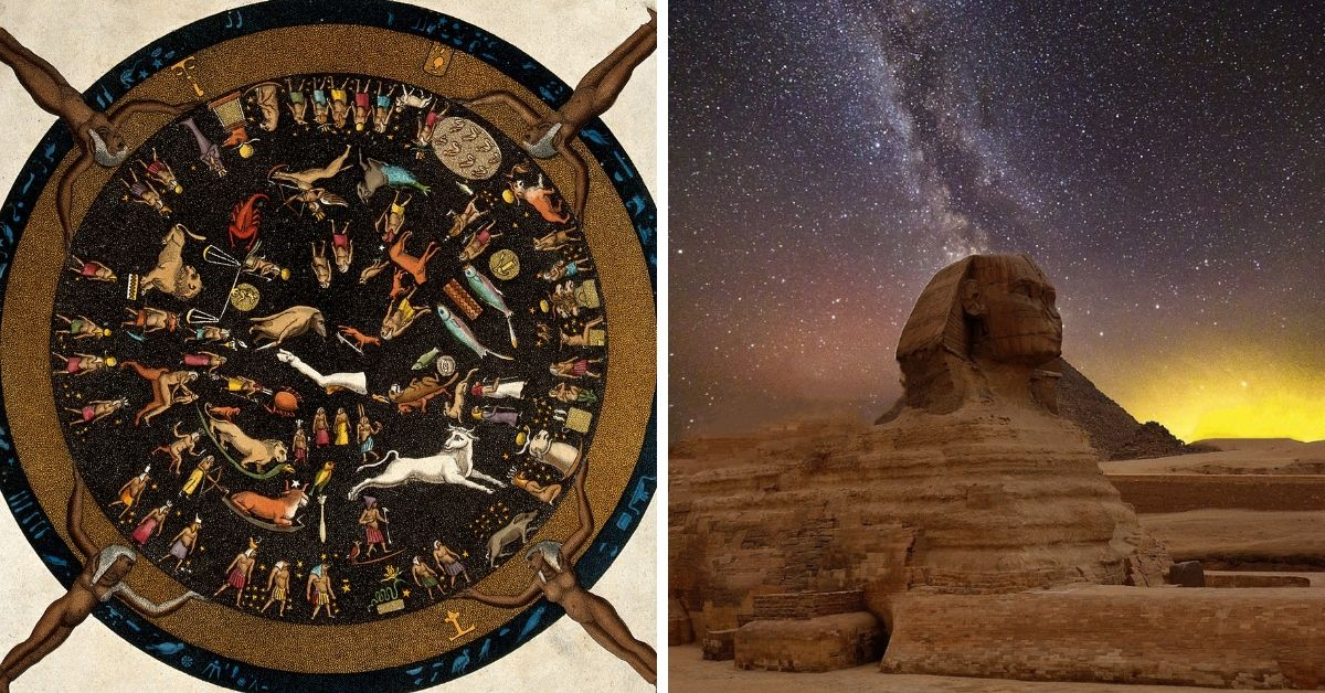 Ancient Egyptians Had A Different Set Of Zodiac Signs, Here's Yours