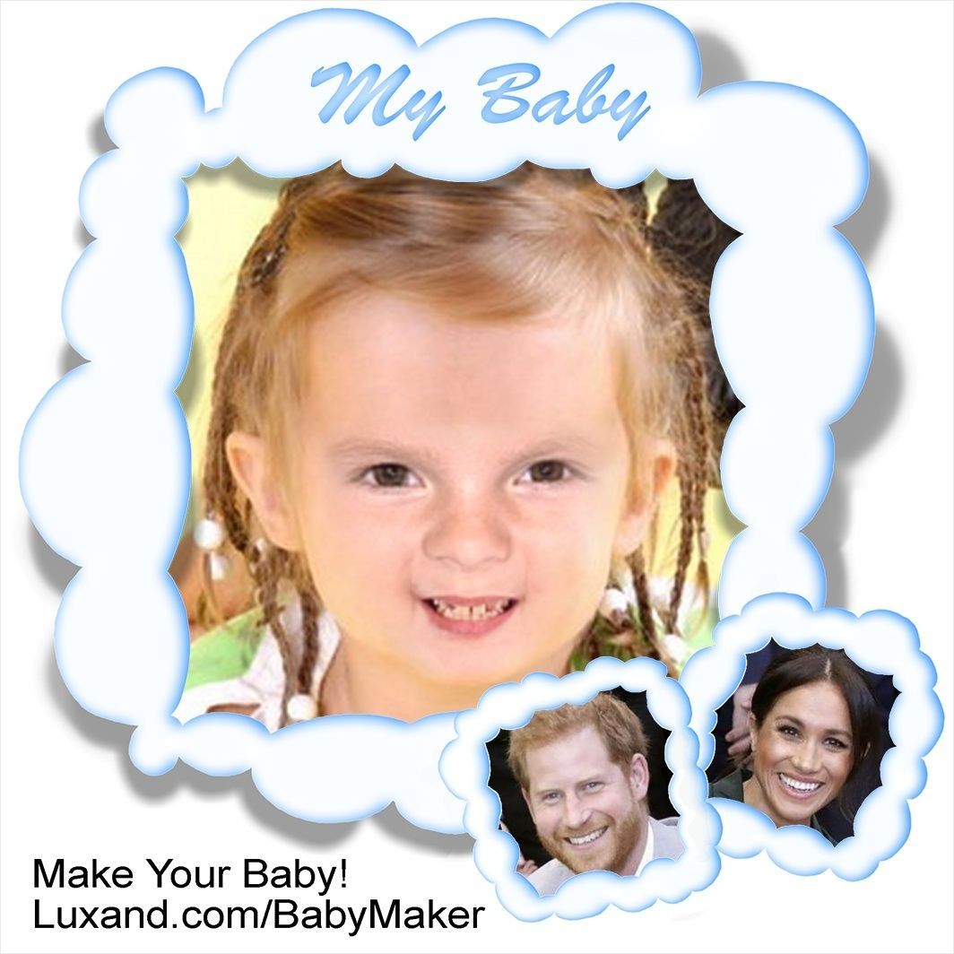 Meghan Harry baby