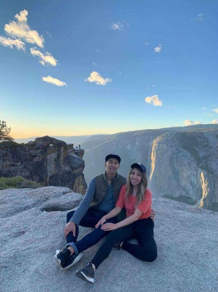 Yosemite Mystery Couple