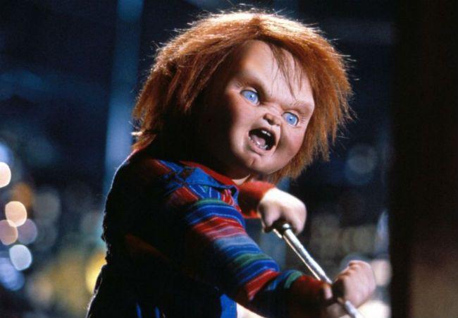 Child's Play Chucky doll