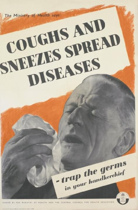minstry of health cough ad