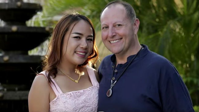 90 Day Fiance David Annie