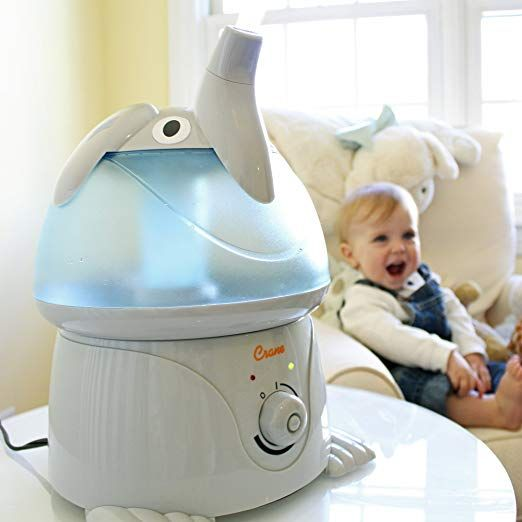 Humidifier elephant