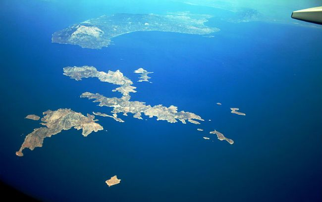 Fourni islands