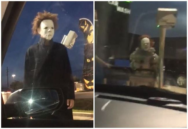 Michael Myers Pennywise