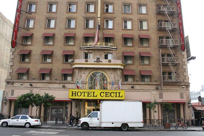 Cecil Hotel L.A.