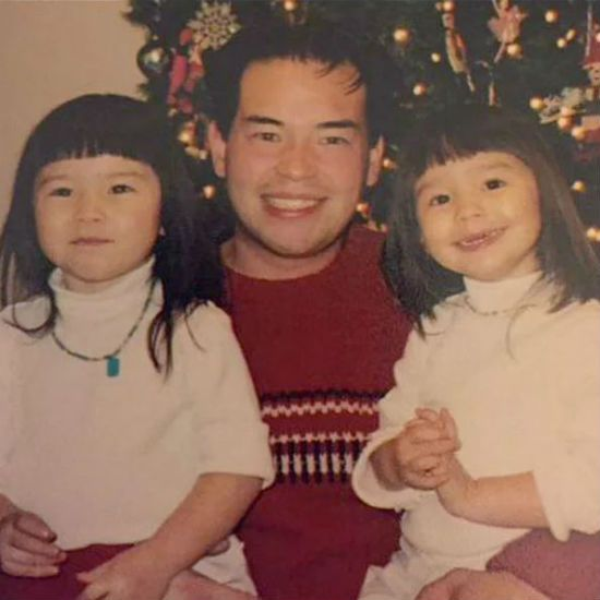 Jon Gosselin Mady and Cara.