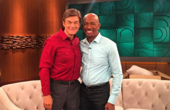 Montel Williams Dr. Oz
