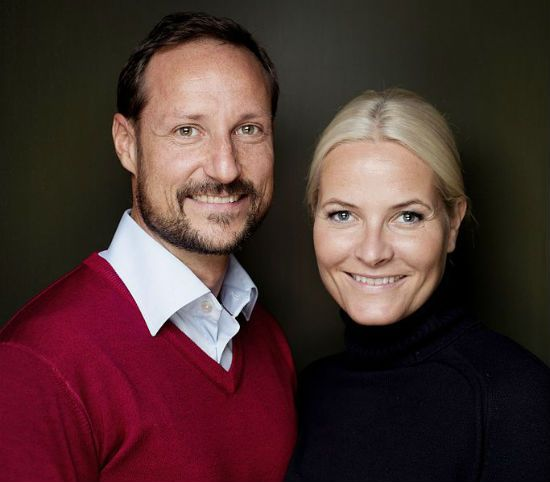 Norway Crown Prince and Princess