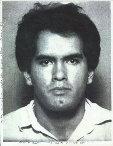 Robert John Bardo mugshot