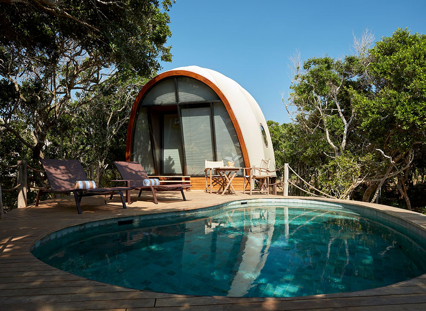 Wild Coast Tented Lodge
