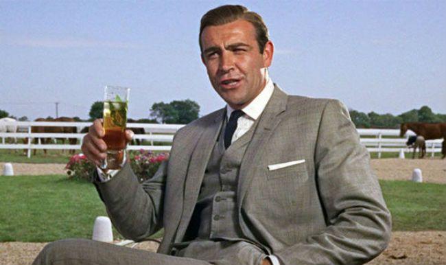 James Bond Sean Connery