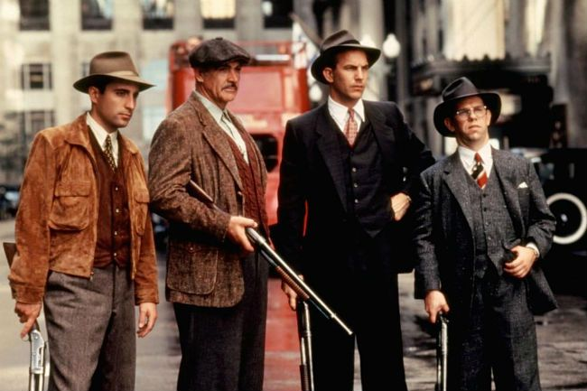 Sean Connery the Untouchables