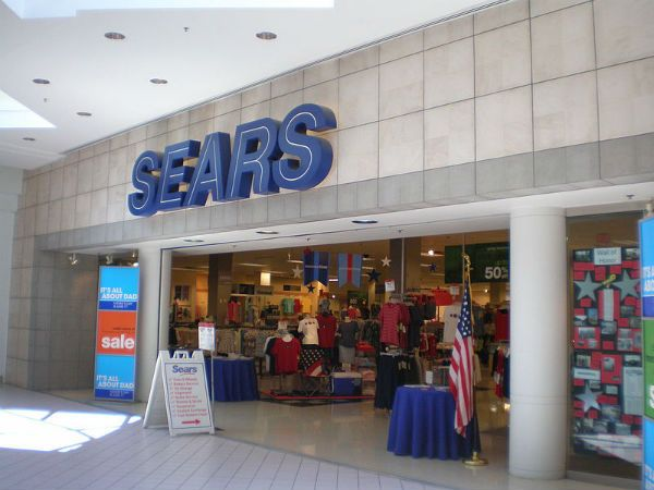 Sears Store Closings