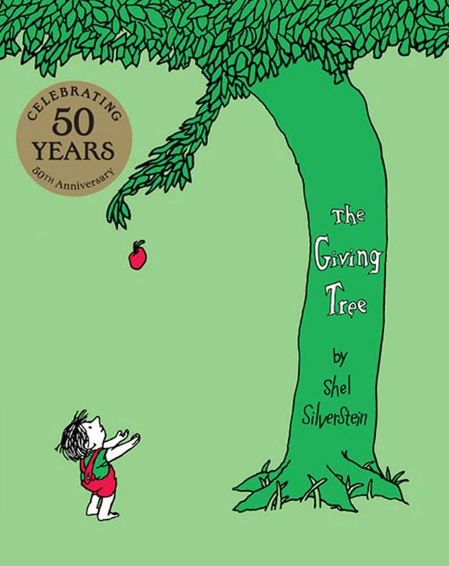 Shell Silverstein, the Giving Tree