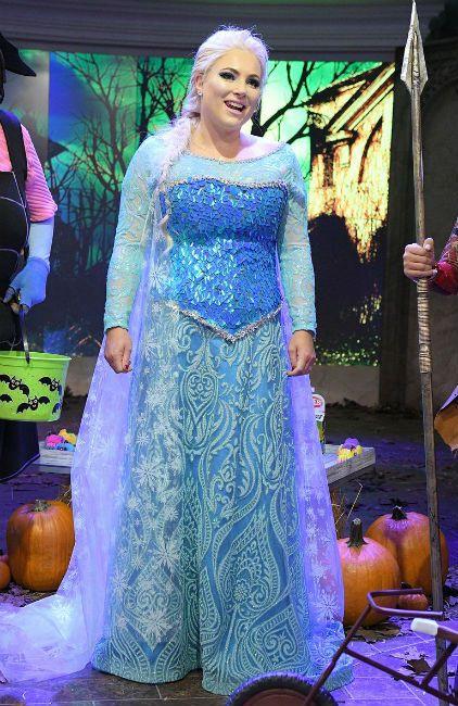 Meghan McCain Halloween costume