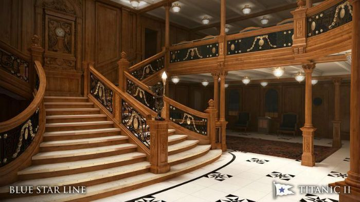 Grand staircase 2022