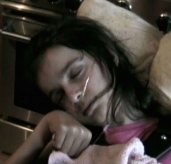 Victoria Arlen myelitis