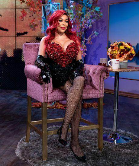 Wendy Williams Halloween costume
