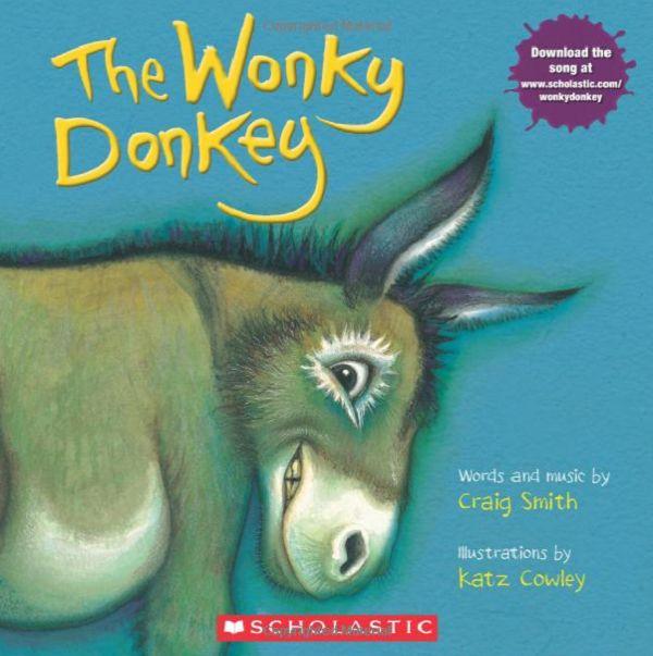 The Wonky Donkey Book