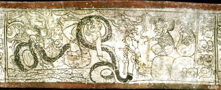 Maya Underworld Xibalba