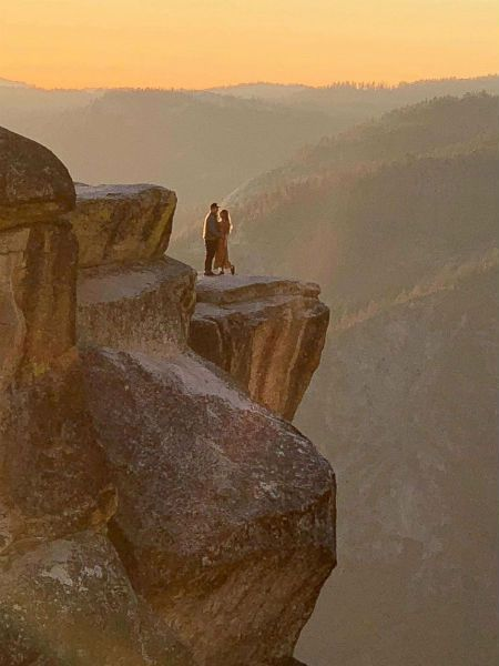 Yosemite Mystery Couple