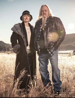 Ami and Billy Brown Alaskan Bush People