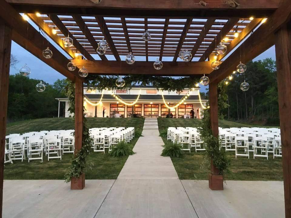 Belle Vue Tyler wedding venue