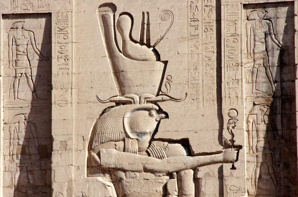 Horus God of Pharaoh