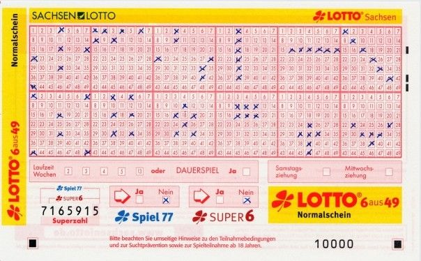 Lotto West Zahlen