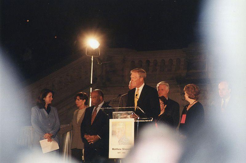 Matthew Shepard Vigil