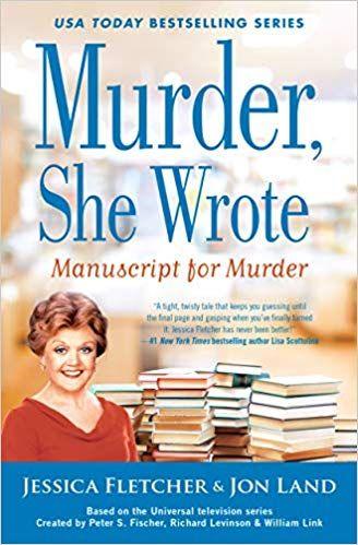 Murder, She Wrote Book