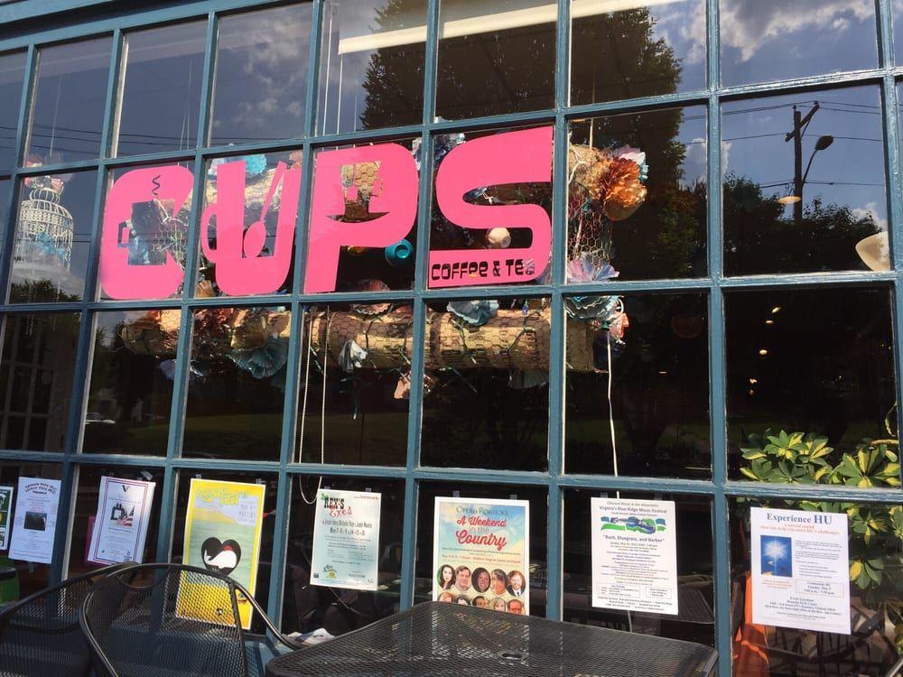 CUPS Coffee & Tea
