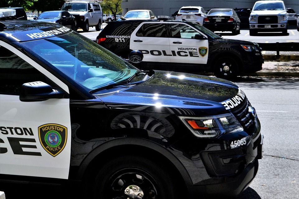 Houston Police Cruisers