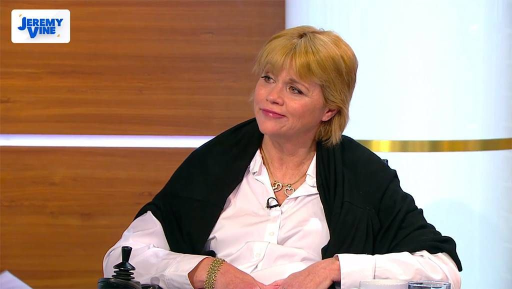 Samantha Markle on Jeremy Vine