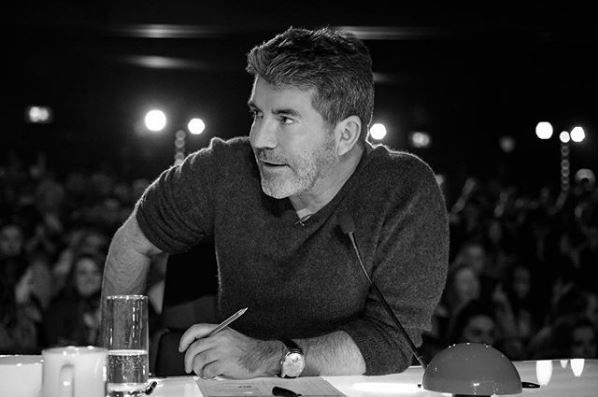 Simon Cowell is a judge on several talent show competitions