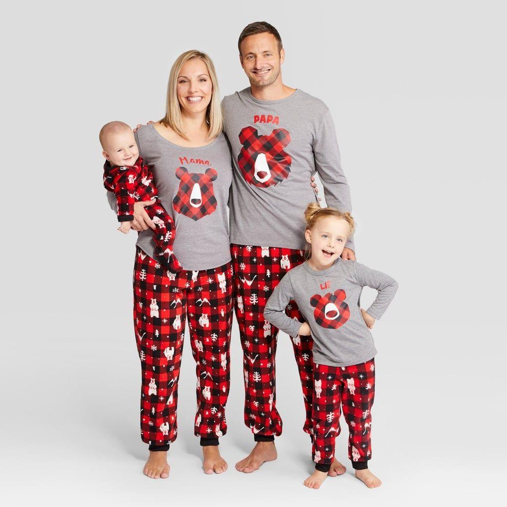 bear y christmas target - Christmas Pajamas At Target
