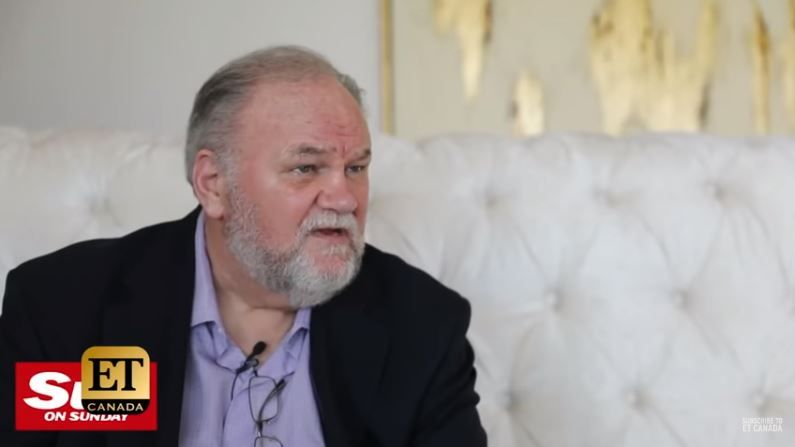 Thomas Markle has given several interviews with various media outlets.