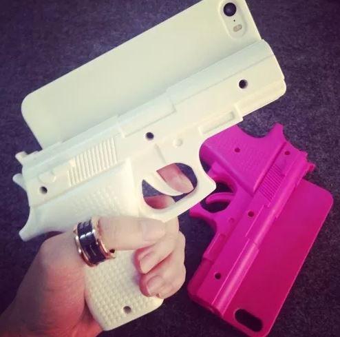 pistol gun case