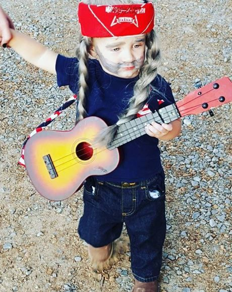 willie nelson costume
