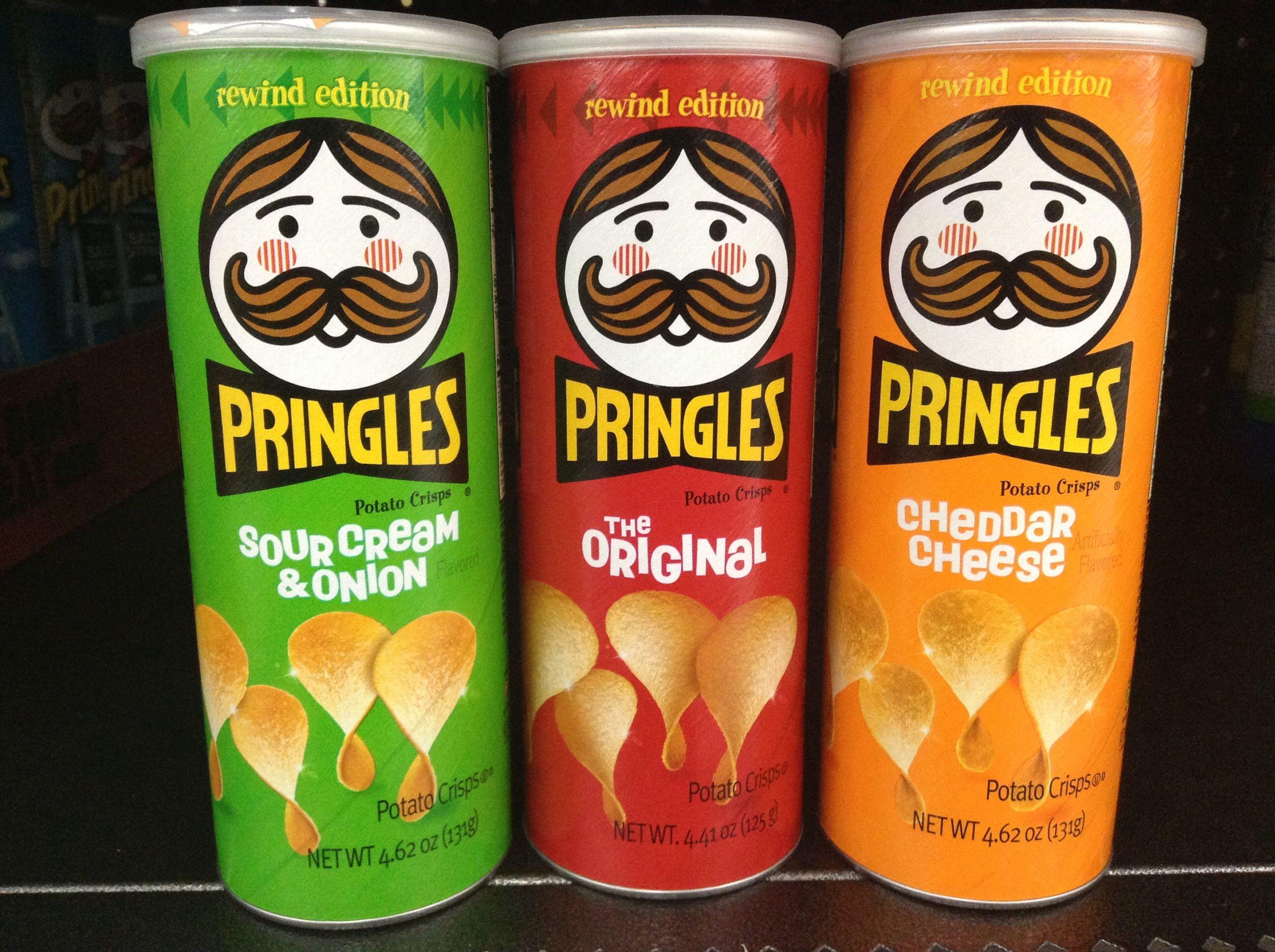 Pringles Rewind