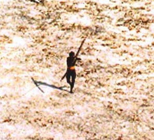 North Sentinel Island Tribe