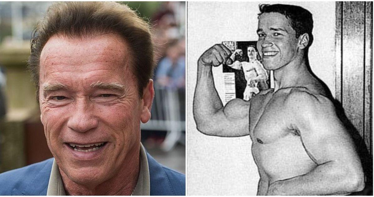 Arnold Schwarzenegger's Son Joseph Is His Lookalike In New Photos
