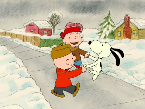 I Want A Dog For Christmas, Charlie Brown!
