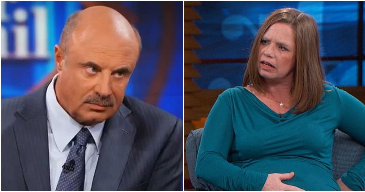 Dr. Thais Aliabadi appears on Dr. Phil Show