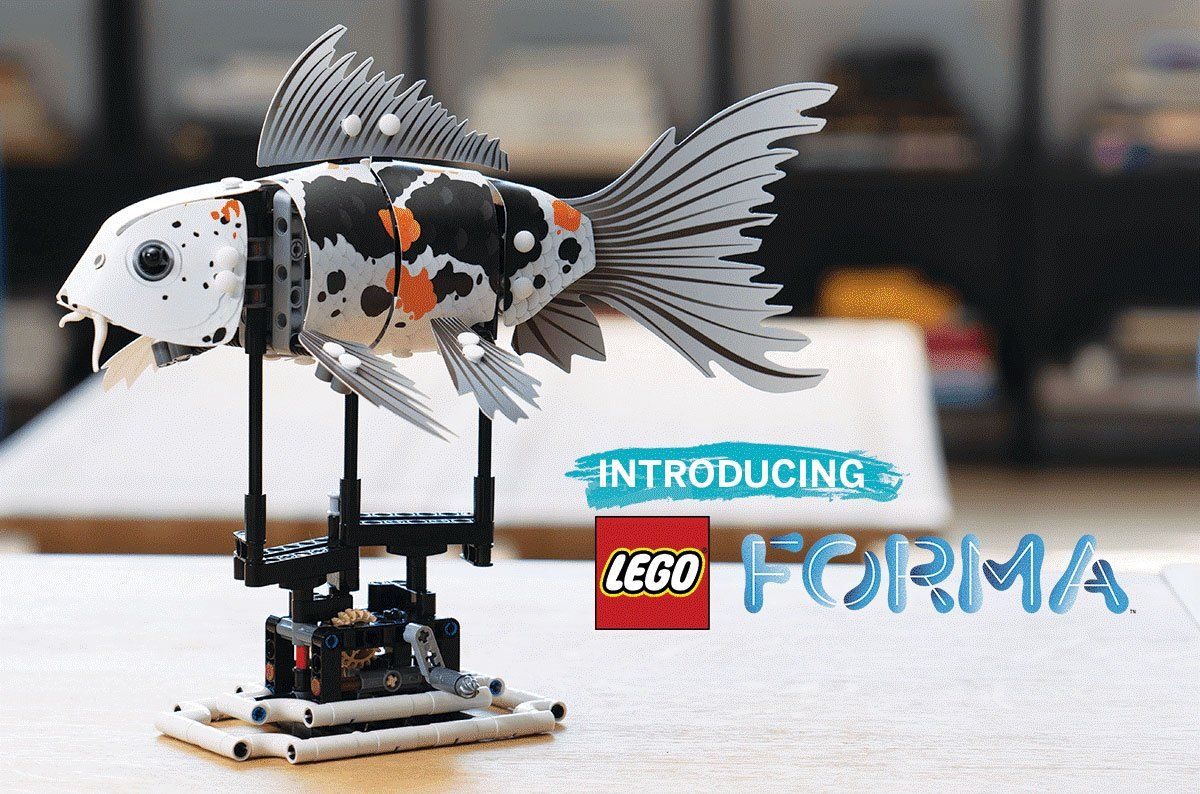 Lego Forma sets