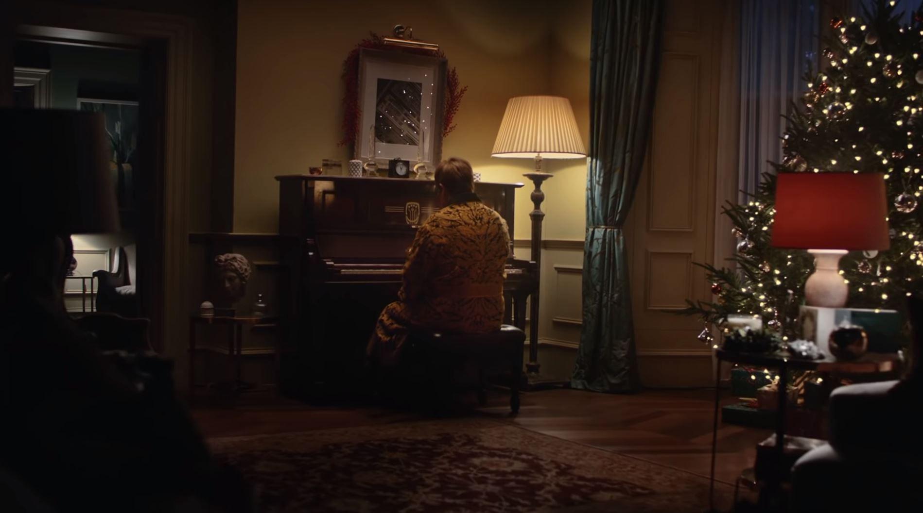 Elton John John Lewis Commercial