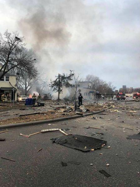 St. Paul explosion